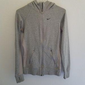 Nike Dri-Fit Women's Zip Up Hoodie Size XS